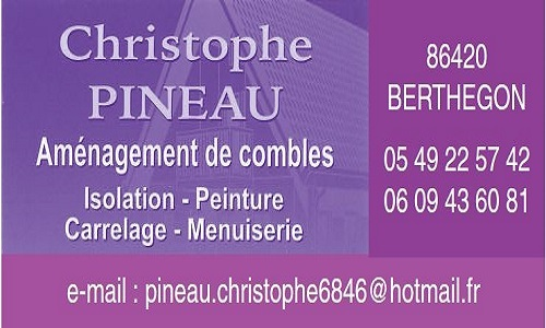 PINEAU Christophe