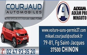 COURJAUD AUTOMOBILES